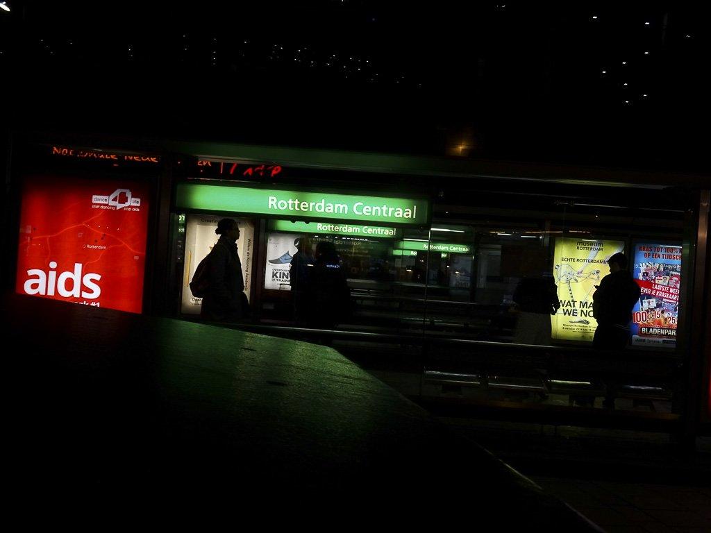 Rotterdam Centraal de Luis Vidal para Gente Corriente