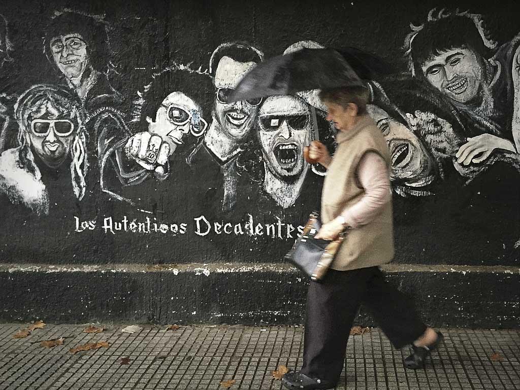 Fotografía Auténticos Decadentes De Gente Corriente