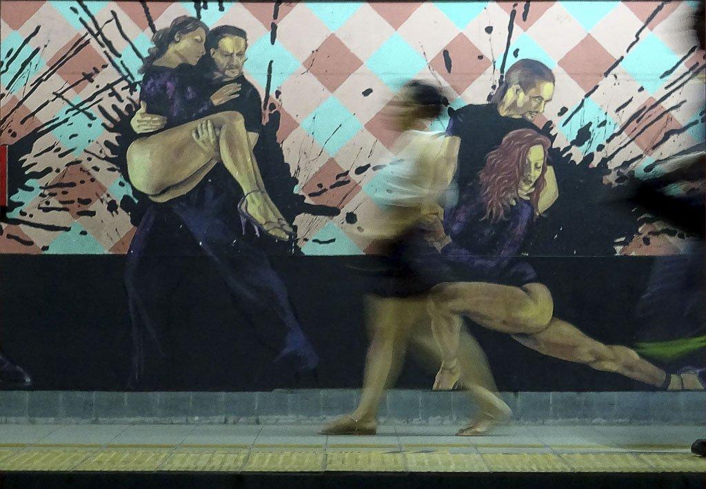 Fotografía Tango e Luis Vidal para Gente Corriente