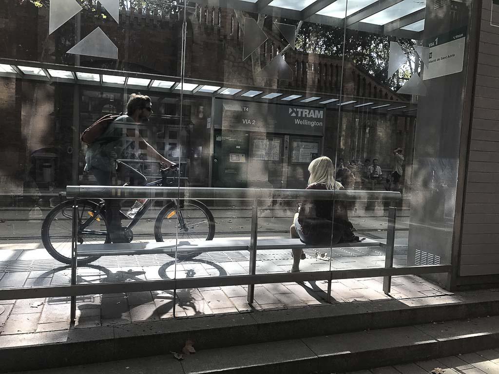 Fotografía Al tram tram de Gente Corriente