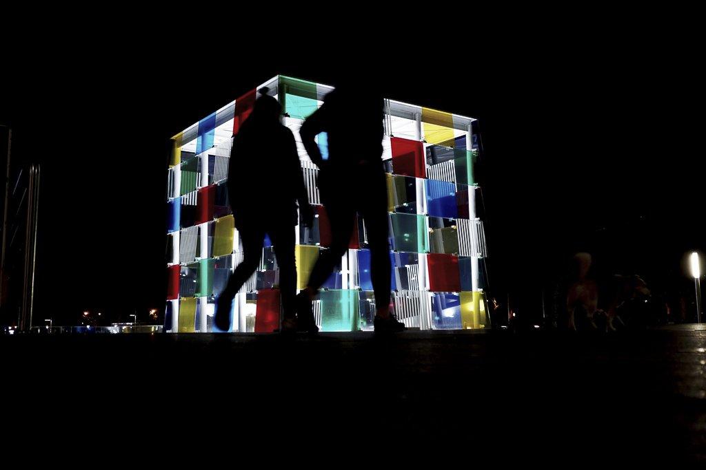 Fotografía Caja Mágica de Luis Vidal para Gente Corriente