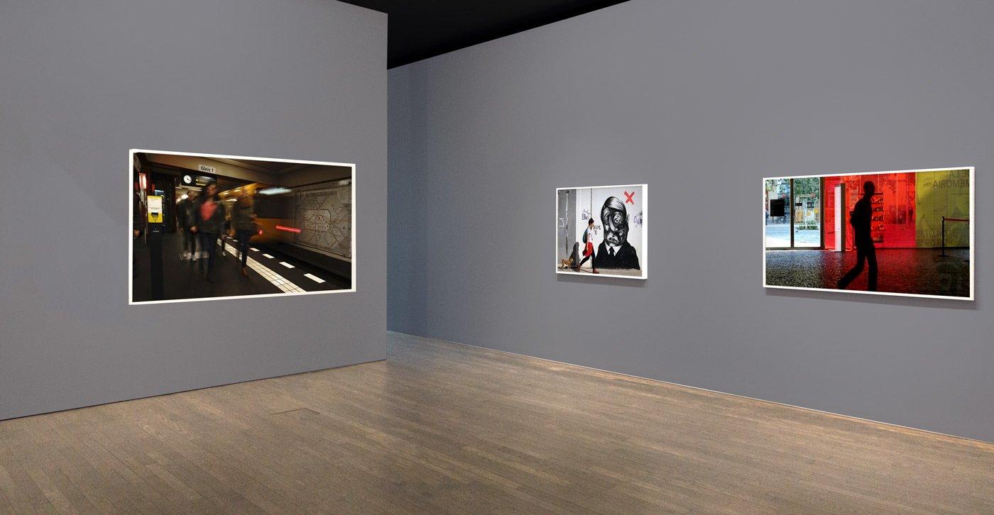 Exposición Fotografías Instantáneas Gente Corriente León 4
